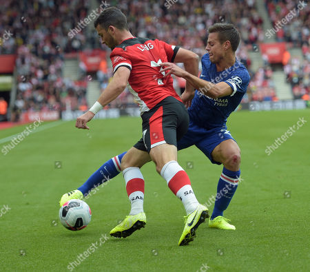 Editorial photo of Southampton vs Chelsea, United Kingdom - 06 Oct 2019