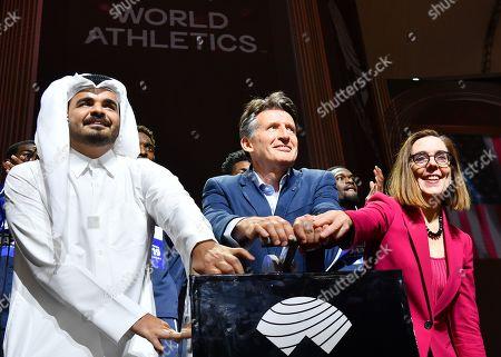 Editorial photo of Doha 2019 IAAF World Championships, Qatar - 06 Oct 2019