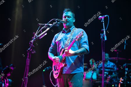 Modest Mouse - Isaac Brock, support act