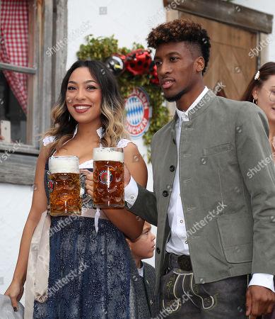 Editorial picture of FC Bayern Munich attends Oktoberfest, Germany - 06 Oct 2019