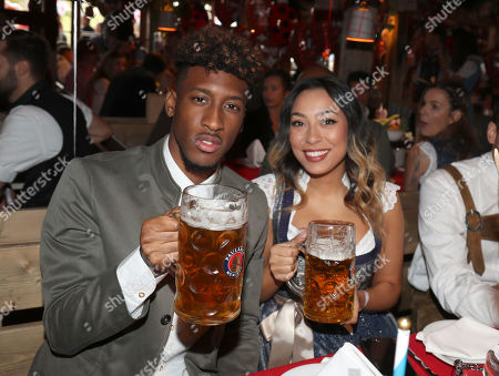 Editorial image of FC Bayern Munich attends Oktoberfest, Germany - 06 Oct 2019