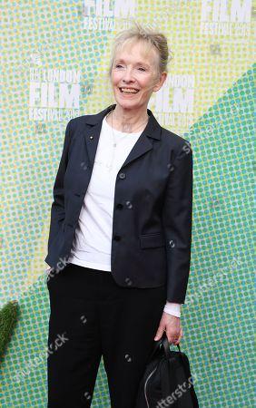 "Lindsay Duncan arrives to the UK premiere of ""Blackbird"" in Embankment Garden Cinema in London, Britain, 06 October 2019. The 2019 BFI Film Festival runs from 02 to 13 October."