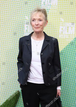 "Stock Picture of Lindsay Duncan arrives to the UK premiere of ""Blackbird"" in Embankment Garden Cinema in London, Britain, 06 October 2019. The 2019 BFI Film Festival runs from 02 to 13 October."