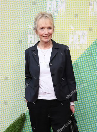 "Stock Image of Lindsay Duncan arrives to the UK premiere of ""Blackbird"" in Embankment Garden Cinema in London, Britain, 06 October 2019. The 2019 BFI Film Festival runs from 02 to 13 October."