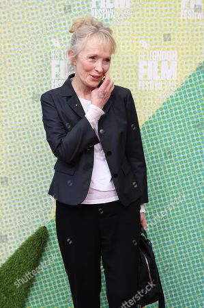 "Lindsay Duncan arrives to the UK premiere of ""Blackbird"" in Embankment Garden Cinema in London, Britain, 06 October 2019. The 2019 BFI Film Festival runs from 02 to 13 October."