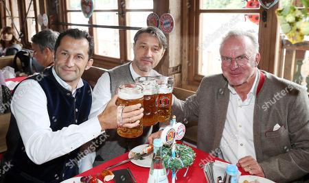Editorial picture of Football: Germany, 1. Bundesliga, Bayern Munich at Oktoberfest 2019 - 06 Oct 2019