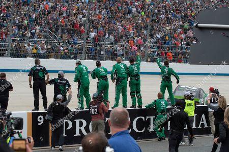 Editorial image of NASCAR Auto Racing, Dover, USA - 06 Oct 2019