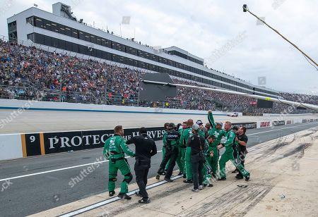 Editorial photo of NASCAR Auto Racing, Dover, USA - 06 Oct 2019