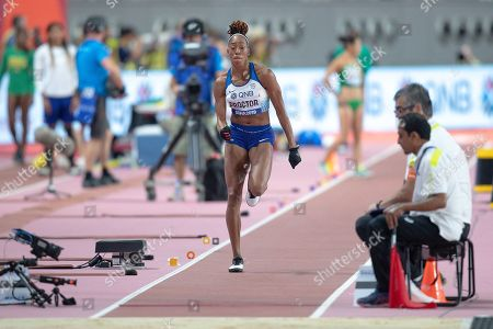 Editorial picture of Doha, World Athletics Championships, 2019 IAAF Athletics - 06 Oct 2019