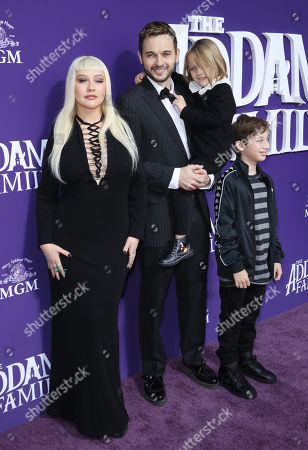 Editorial image of 'The Addams Family' film premiere, Arrivals, Westfield Century City, Los Angeles, USA - 06 Oct 2019