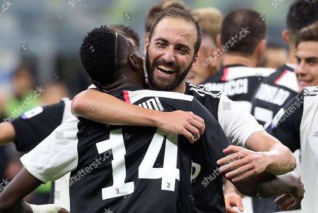 Editorial image of Inter vs Juventus, Milan, Italy - 06 Oct 2019