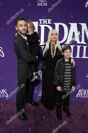 Matt Rutler, Summer Rain Rutler, Christina Aguilera, Max Bratman