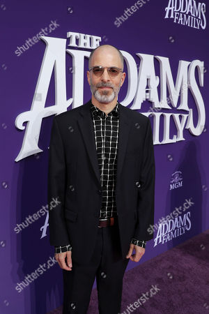 Editorial picture of MGM 'The Addams Family' world film premiere, Los Angeles, USA - 06 Oct 2019