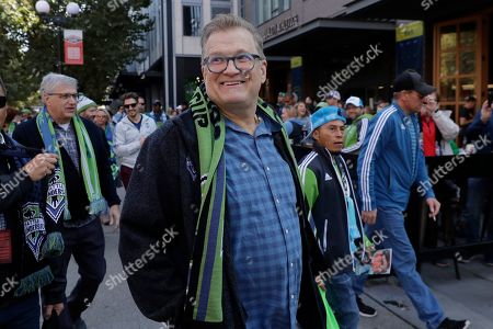 Editorial picture of MLS United Sounders Soccer, Seattle, USA - 06 Oct 2019