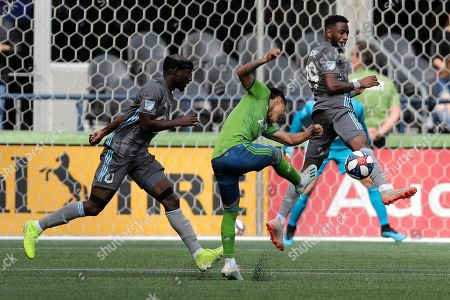 Editorial image of MLS United Sounders Soccer, Seattle, USA - 06 Oct 2019