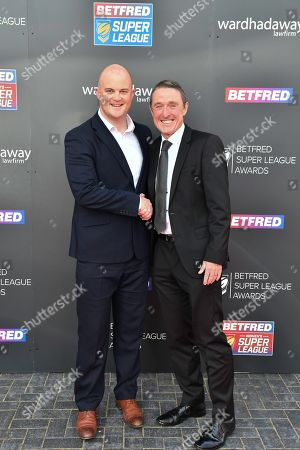Editorial photo of Betfred Man of Steel Awards 2019. Salford, UK - 06 Oct 2019
