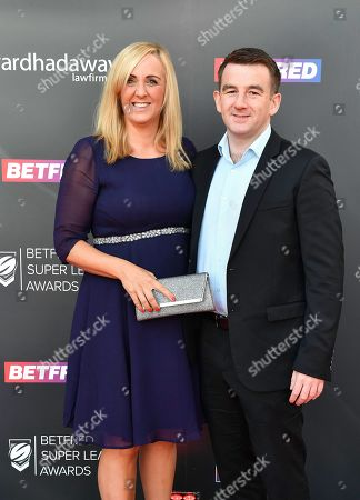 Editorial image of Betfred Man of Steel Awards 2019. Salford, UK - 06 Oct 2019
