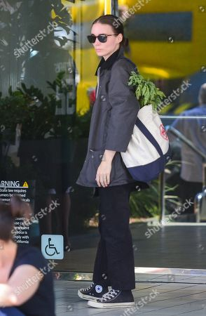 Editorial photo of Rooney Mara out and about, Los Angeles, USA - 06 Oct 2019