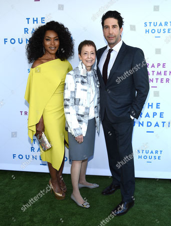 Editorial image of The Rape Foundation's Annual Brunch, Arrivals, Los Angeles, USA - 06 Oct 2019