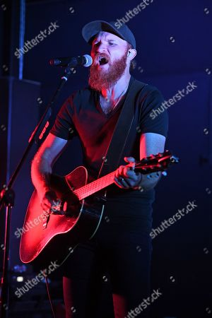 Editorial image of Eric Paslay in concert at Renegades, Florida, USA - 05 Oct 2019