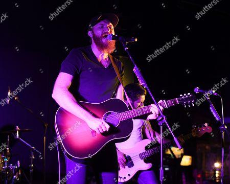 Editorial photo of Eric Paslay in concert at Renegades, Florida, USA - 05 Oct 2019
