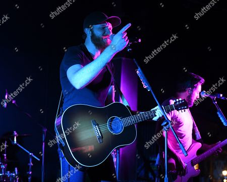 Editorial picture of Eric Paslay in concert at Renegades, Florida, USA - 05 Oct 2019