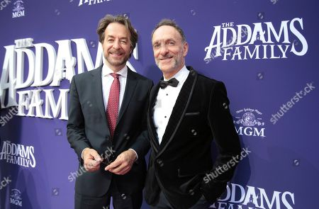 "Editorial image of LA Premiere of ""The Addams Family"" - Red Carpet, Los Angeles, USA - 06 Oct 2019"