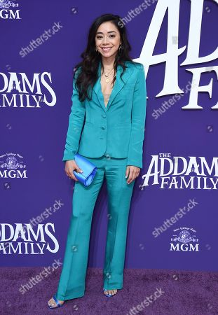 """Editorial picture of LA Premiere of """"The Addams Family"""", Los Angeles, USA - 06 Oct 2019"""