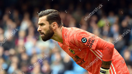 Editorial picture of Soccer Premier League, Manchester, United Kingdom - 06 Oct 2019