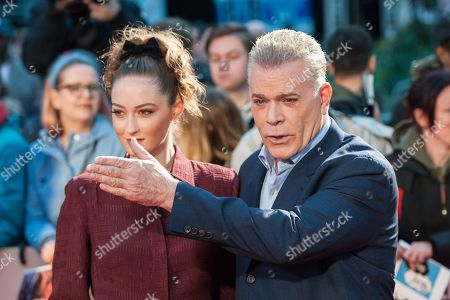 Karsen Liotta and Ray Liotta