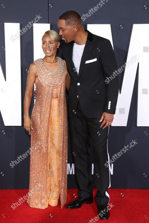 Editorial picture of 'Gemini Man' film premiere, Arrivals, TCL Chinese Theatre, Los Angeles, USA - 06 Oct 2019