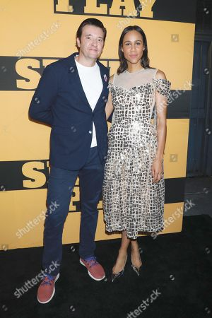 Editorial image of 'Slave Play' opening night on Broadway, New York, USA - 06 Oct 2019