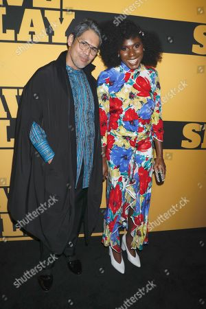 Editorial picture of 'Slave Play' opening night on Broadway, New York, USA - 06 Oct 2019