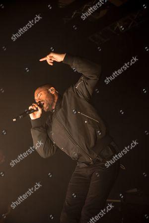 Editorial picture of Kano in concert, Brighton Dome, Brighton, UK - 06 Oct 2019