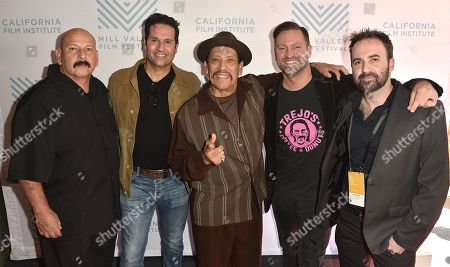 Editorial photo of 'Inmate #1: The Rise Of Danny Trejo' Premiere, Arrivals, Mill Valley Film Festival, USA - 06 Oct 2019