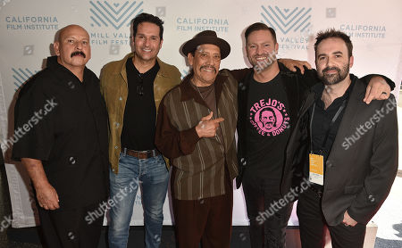 Editorial image of 'Inmate #1: The Rise Of Danny Trejo' Premiere, Arrivals, Mill Valley Film Festival, USA - 06 Oct 2019