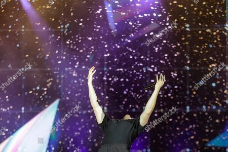 Editorial photo of Rock in Rio 2019 music festival, Rio De Janeiro, Brazil - 06 Oct 2019
