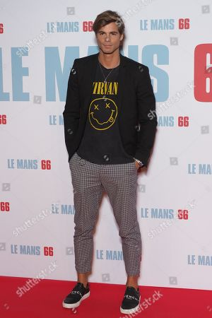 Editorial photo of 'Ford v Ferrari' film premiere, Paris, France - 06 Oct 2019