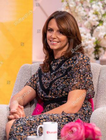 Editorial image of 'Lorraine' TV show, London, UK - 07 Oct 2019