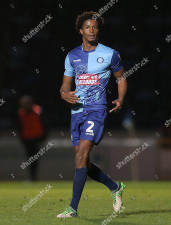 Sido Jombati of Wycombe Wanderers
