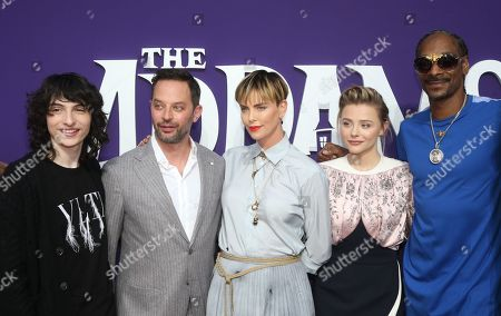 Finn Wolfhard, Nick Kroll, Charlize Theron, Chloe Grace Moretz, Snoop Dogg, Snoop Dogg