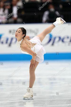 Mirai Nagasu (USA) - Figure Skating.