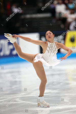 Editorial image of Japan Open Figure Skating, Saitama, Japan - 05 Oct 2019