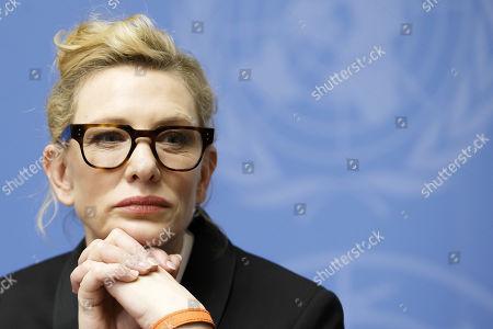 Editorial picture of 70th UNHCR Executive Committee meeting, Geneva, Switzerland - 07 Oct 2019