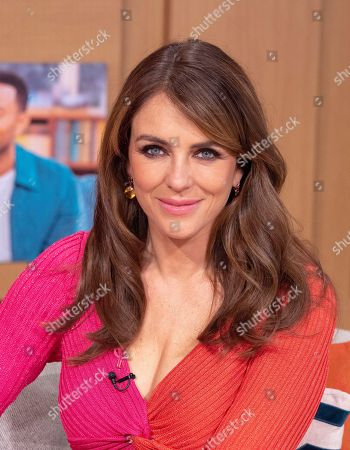 Editorial picture of 'This Morning' TV show, London, UK - 07 Oct 2019