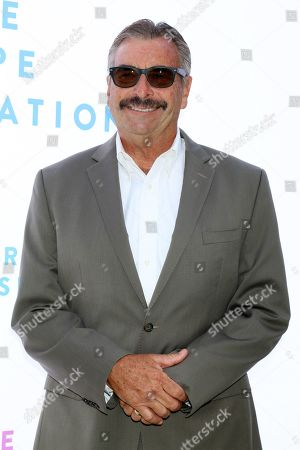 Stock Picture of Charlie Beck