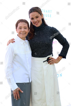 Editorial picture of The Rape Foundation's Annual Brunch, Arrivals, Los Angeles, USA - 06 Oct 2018