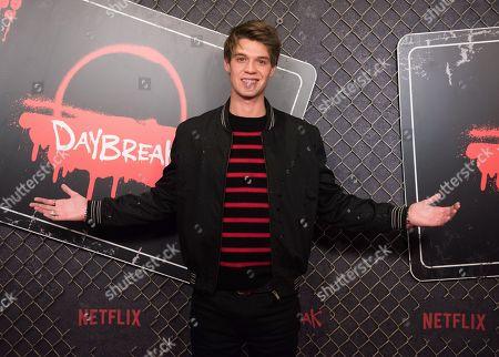 Editorial picture of Netflix's 'Daybreak' premiere, New York Comic Con, USA - 04 Oct 2019