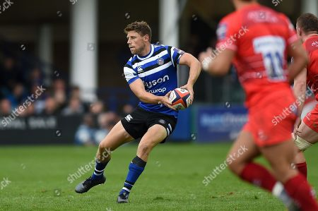 Editorial picture of Bath Rugby v Leicester Tigers, UK - 05 Oct 2019