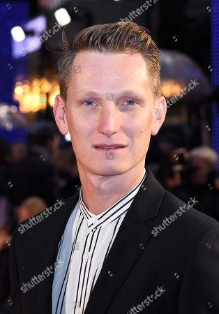 Stock Picture of Tom Harper